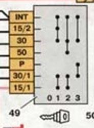схема бесконтактного зажигания ваз 2108 ...
